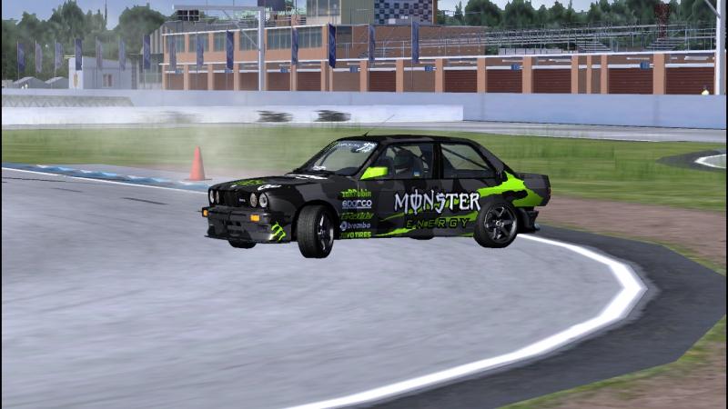 BlackMonster_Nismo | BMW E30 | ADM RACEWAY