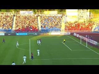 Обзор матча РФПЛ. 6-й тур. СКА-Хабаровск 1-1 Рубин