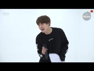 [BANGTAN BOMB] 613 BTS HOME PARTY Practice - Unit stage SIN - BTS (방탄소년단)