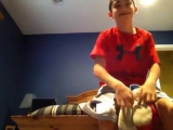 Tickle Challenge 33