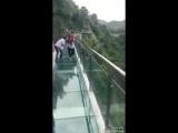 Стеклянный мост (VHS Video)