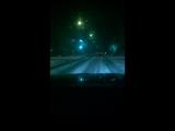 Суровая зима