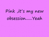 Aerosmith PINK with lyrics