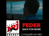 Feder - Back for More - Energy