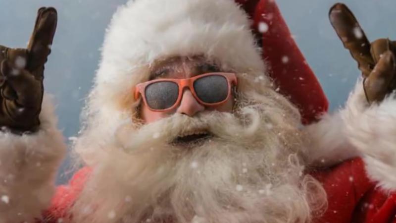 Санта Клаус страшная сказка для взрослых.