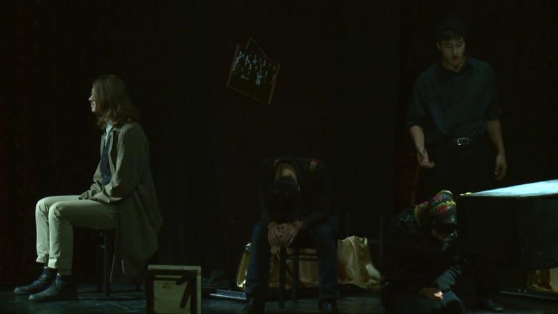 «Благими намерениями». Театр «СТЭМ ФОПФ».