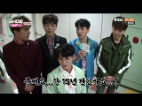 [BACKSTAGE] 11.04.2017 MBC Music Show Champion Backstage - Highlight Cut
