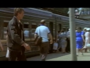 Из фильма Двое и одна 1988 года - съёмка в городе Сходня