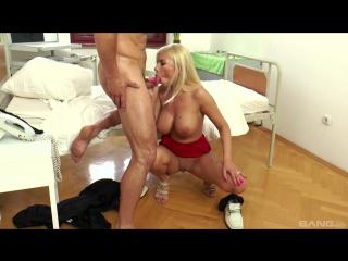 Секс в больнице Donna Bell [ #porno #sex big tits milf hardcore порно трахает сперма ]
