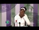 Винус Уильямс расплакалась после вопроса об аварии, в результате которой погиб человек