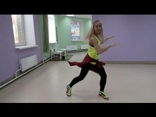 Shakira - Me Enamore | Zumba Fitness | choreo by Роман Троцкий