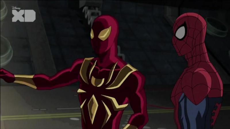 Совершенный Человек Паук 4 сезон 1 серия Disney XD