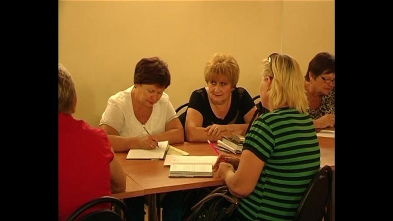 В администрации Старобешевского района состоялось совещание с секретарями первичных ячеек ОД Донецкая Республика»
