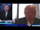 Американский журналист Алекс Джонс - интервью у Дональд Трамп . Сенсация!