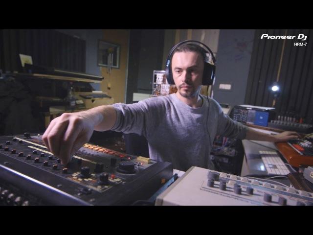HRM-7 Studio Monitor Headphones: In The Studio with Dan Ghenacia and Chris Carrier