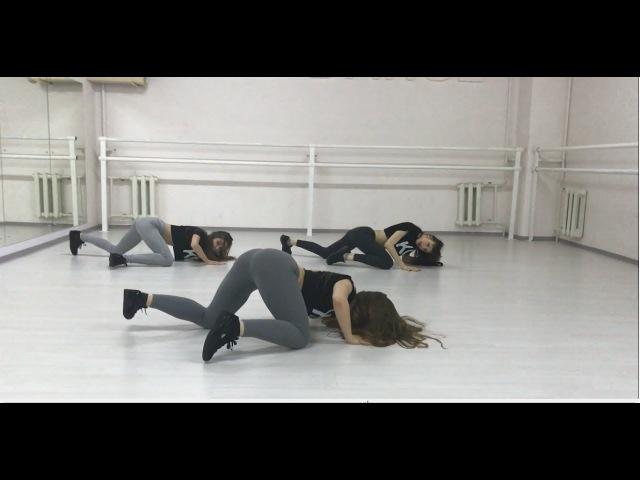 Jah Khalib - Дай Мне | Twerk choreo by MS HELEN