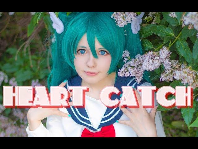 【Saya Scarlet】Heartcatch☆Paradise! 【踊ってみた】