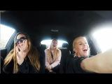 SVALA, SELMA &amp YOHANNA - 2017 - EUROVISION Carpool Karaoke ICELAND (English Subtitles)