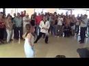 Maria Jose Palermo y El Puchu Zamba La Siete de Abril Estancia El Tropezón 08-11-14