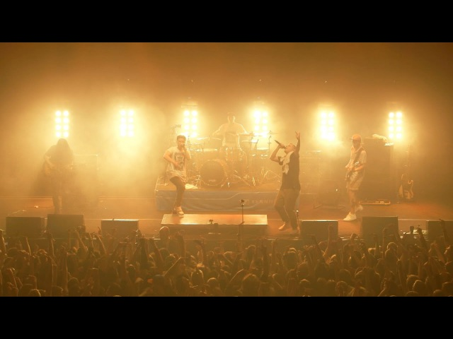 Anacondaz — Средний палец (Live at Yotaspace, 15/04/2016)