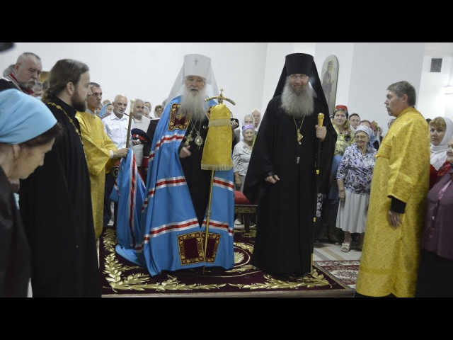 День прославления Святого праведного Иоанна Кронштадтского. 2017