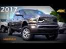 Modified: 2017 RAM 2500 Limited Mega Cab Cummins Diesel Customized - Detailed Look in 4K