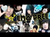 HAPPY EMO VALENTINE'S DAY! EMO BREE (EmocoreMetalcore by MEMEMETAL)