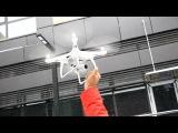 Первый обзор нового дрона DJI Phantom 4 Pro