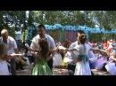 Танец девочек с папами на выпускном в детском саду
