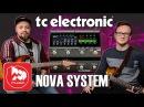 TC ELECTRONIC NOVA SYSTEM - живая классика, не могли не снять обзор