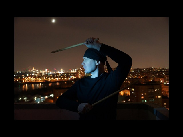Арнис Эскрима Видео Свободный Стиль / Arnis Escrima Double Sticks Training