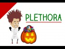 Learn English Words - Plethora (Vocabulary Videos For High School Students)