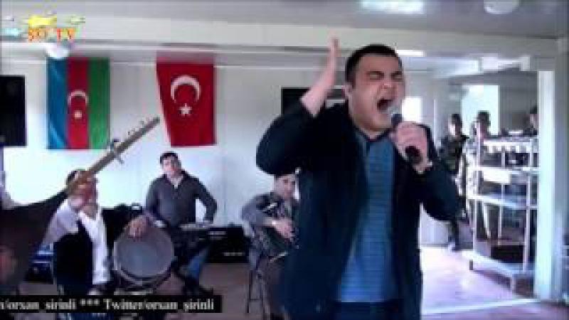 Qarabag Seir'ini Ele soylediki butun Turk Zabitler ayaqda alqisladi