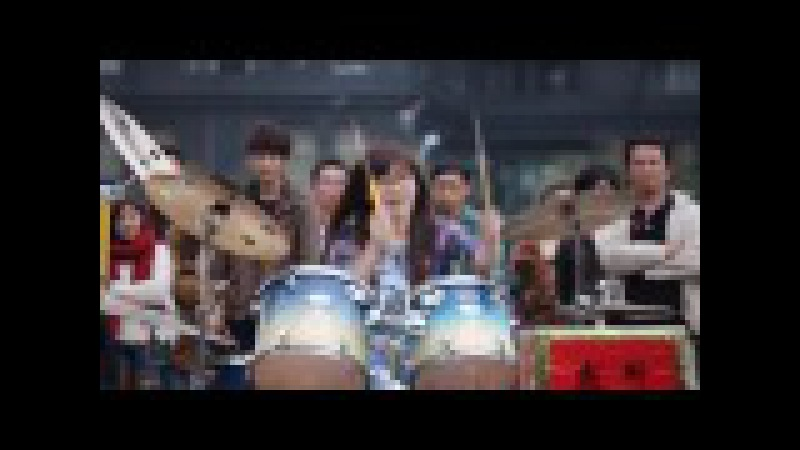 羅小白S. White 爵士鼓 羅仕茹(羅小白) - 姐姐- Барабанщица-виртуоз из Тайваня.Amazing Girl Drummer