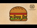 Adobe Illustrator Logo design Illustration Burger Shape Logo Tutorial