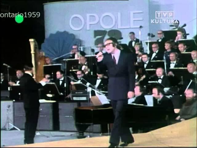 Andrzej Dąbrowski - Do zakochania jeden krok (TVP Opole1972)