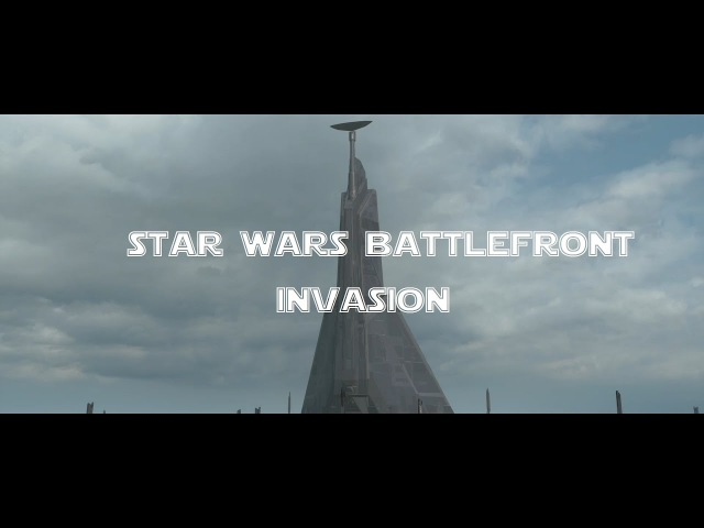 Star Wars Battlefront Invasion Rogue One Cinematic