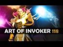 Dota 2 - The Art of Invoker - Episode 118