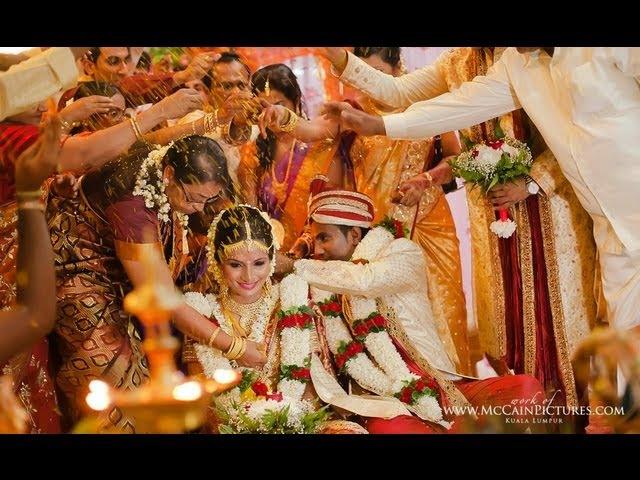 Tamil Wedding Ceremony at Raub Pahang Manivannan 1st Feb 2013 SDE
