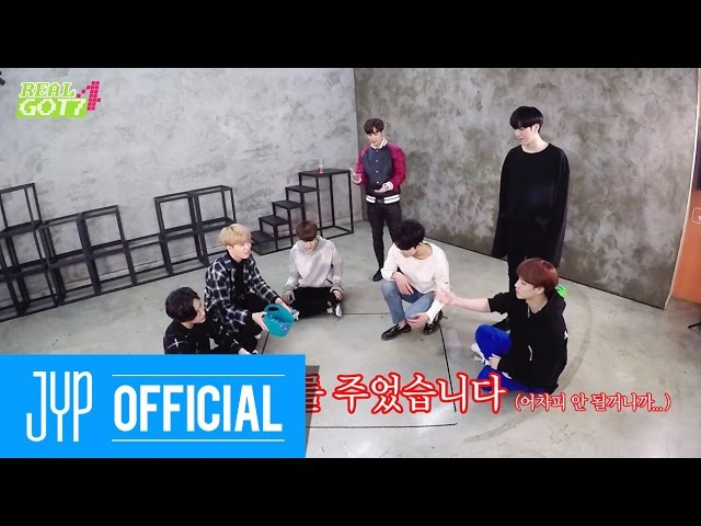 [REAL GOT7 Season 4] EP06. Once GOT7 is in, The Game is over!...Really?