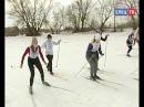 В Ельце прошли соревнования по лыжным гонкам в рамках круглогодичной спартакиады трудящихся