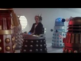 Daleks round right now