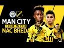 CITY LINK WITH NAC BREDA 2016 17 Manchester City