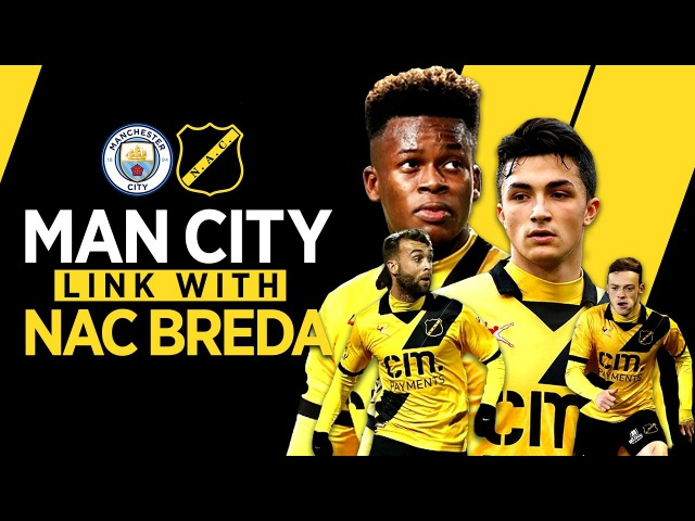 CITY LINK WITH NAC BREDA | 2016-17 | Manchester City