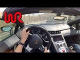 We Drive DoctaM3's 2014 Lamborghini Aventador LP720-4 50
