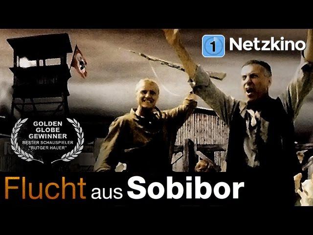 Flucht aus Sobibor Historiendrama ganzer Film ganze Filme auf Deutsch anschauen in voller Länge