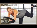 Dancer's Barre Legs Workout 1: The BOD -Dancing with the Stars' Kym Herjavec