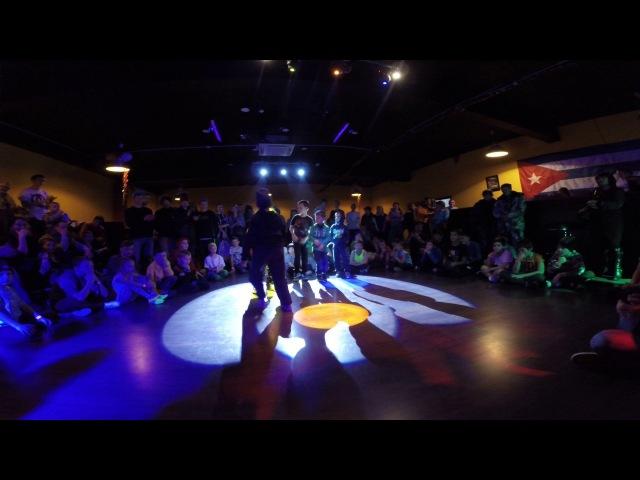 Pantera ...Otbor Jun Breaking 1x1 Start 3