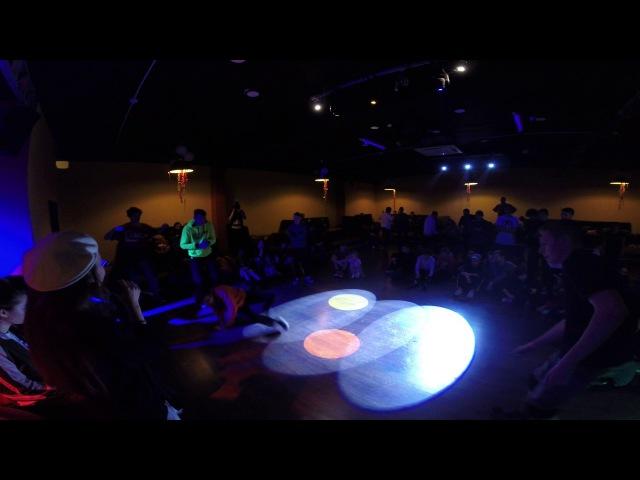 Crossover otbor 1x1 Jun Breaking Start 3
