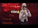 The Sims 4 CAS Создание персонажа Chanel Oberlin Scream Queens